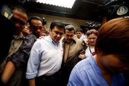 Jinggoy files motion for bail, says evidence against him weak