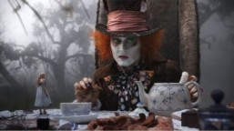 "Still from ""Alice in Wonderland"" by Tim Burton with Johnny Depp as The Mad Hatter ©Disney Enterprises, Inc. All Rights Reserved"