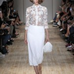NYFW: Jenny Packam pays tribute to Marilyn Monroe