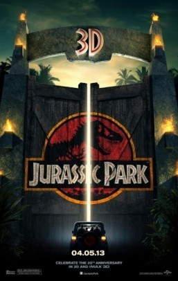 Domesticated dinosaurs in 'Jurassic Park 4'