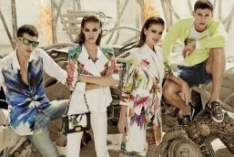 Just Cavalli goes to Ibiza for Spring-Summer 2014