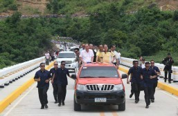 PNoy inaugurates DAP-funded bridge in Cagayan