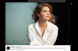 Kate Upton becomes latest Bobbi Brown spokesmodel