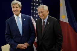 US will not tolerate sea restrictions: Kerry