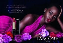 Lupita Nyong'o stars in new campaign for Lancôme
