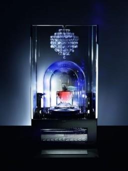 Lancôme, Baccarat and Reuge present luxury edition of La Vie est Belle