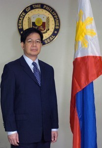 Lacson to base decision on presidential bid on results of next survey