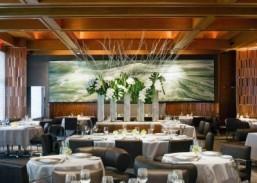 Le Bernardin was the top-rated restaurant in New York by 224,000 Zagat readers. ©Daniel Krieger