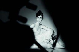Lily Collins is Lancôme's newest brand ambassador