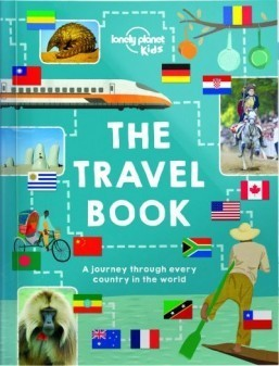 Lonely Planet releases new children's travel guide of the world