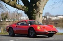 Ferrari, Porsche, Alpine and Bugatti models on the block at the Artcurial auction in Paris