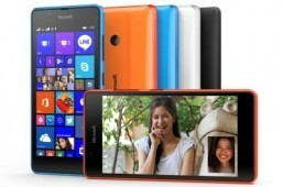 Microsoft launches selfie-focused Lumia 540 smartphone