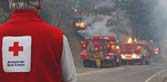 Red Cross opens evacuation center in response to Calgrove Fire