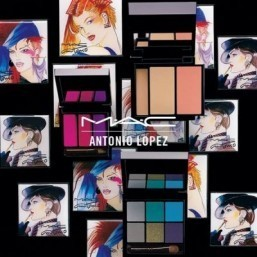 MAC creates makeup collection in memory of Antonio Lopez