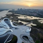 Harbin, China gets new opera house