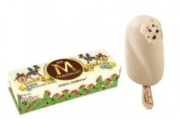 Dolce & Gabbana releases summer ice cream with Magnum
