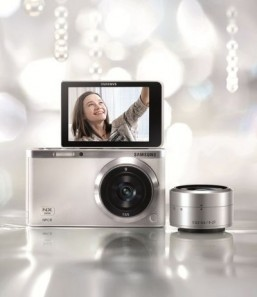 Samsung focuses on selfies with latest camera