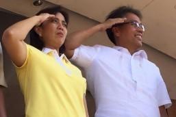 Belmonte: Leni already gave 'informal' consent to be Mar's VP