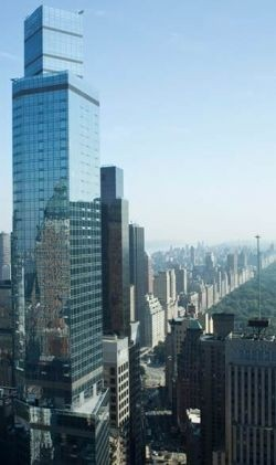 Marriott opens America's tallest hotel in New York