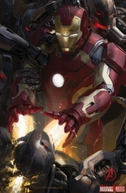 Official synopsis revealed for 'Avengers: Age of Ultron'