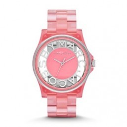 Marc by Marc Jacobs Spring-Summer 2014 watches: vintage for men, pastel for women