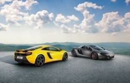 McLaren launches Asia-only supercar