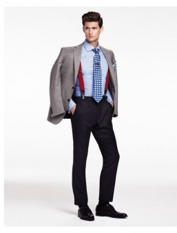 Marks & Spencer joins the London Collections: Men