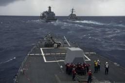 US hits 'provocative' China move on PHL ships
