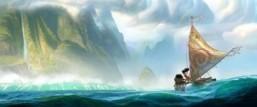 Disney reveals first concept art from 'Moana'