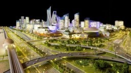 An artist rendering of the Mall of the World, Dubai, slated to become the largest shopping center in the world ©Dubai Holding, Mall of the World