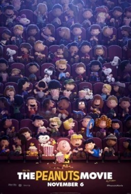 'The Peanuts Movie' trailer presents an 'underdog and his dog'