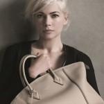 Michelle Williams fronts new Louis Vuitton campaign