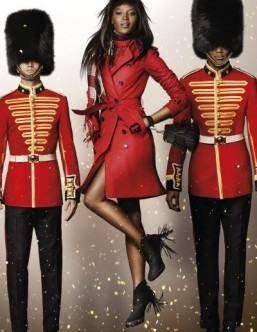 Burberry honors 'Billy Elliot' with holiday campaign