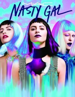 MAC x Nasty Gal team up for collection