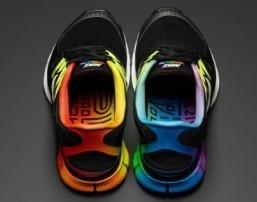 Nike unveils gay pride sneaker