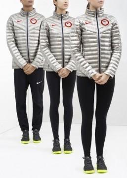 Nike unveils Team USA uniforms for Sochi