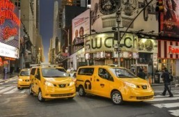 Minivans to replace New York's iconic yellow cabs