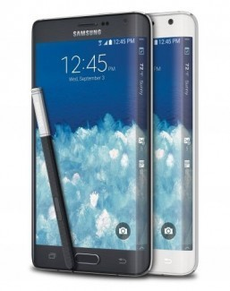 Samsung Galaxy Note Edge to get November 14 launch