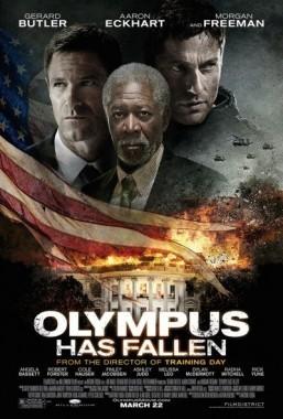 Gerard Butler to save London in 'Olympus Has Fallen' sequel