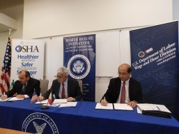 DOL, OSHA, PHL Embassy forge ties to help protect Georgia workers
