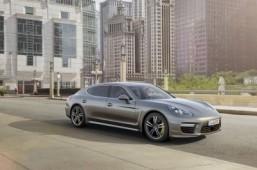 Porsche packs 570hp under the hood of new Panamera Turbo S