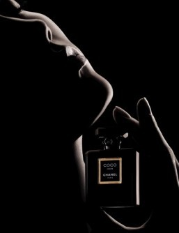 Karlie Kloss fronts campaign for Coco Noir by Chanel
