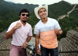 Pacquiao makes his 2013 debut vs ex-world champion Brandon Rios
