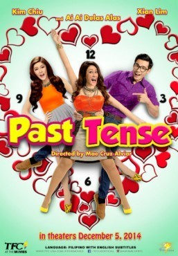 Blockbuster KimXi tandem returns with Ai Ai in the wacky 'Past Tense'
