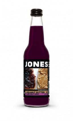 Hungry? Jones Soda launches a peanut butter and jelly beverage