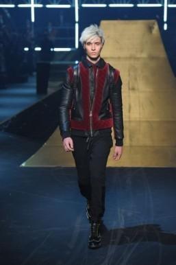 Real men wear makeup: hot male beauty looks from Milan Fashion Week