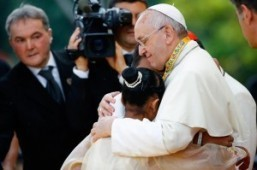 Pope says never again, recalling 'horrific' WWII atomic bombings