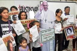Factbox: Catholicism in PHL