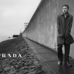 First look: James McAvoy for Prada