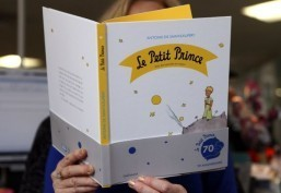 'Little Prince' celebrates 70th anniversary